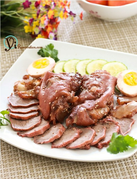 Post image for Lu Wei ()  Braised Aromatic Goodness