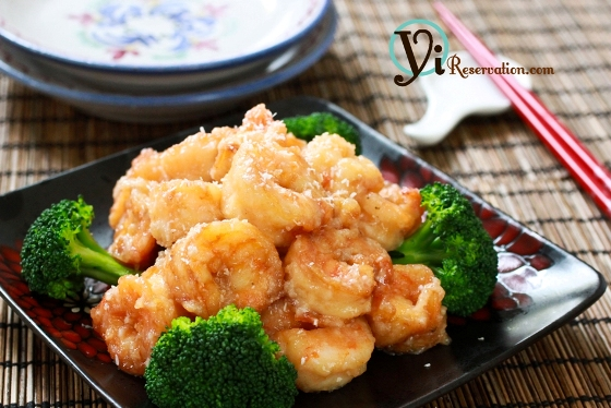 Post image for Chinese Buffet Style Coconut Shrimp (椰子蝦)
