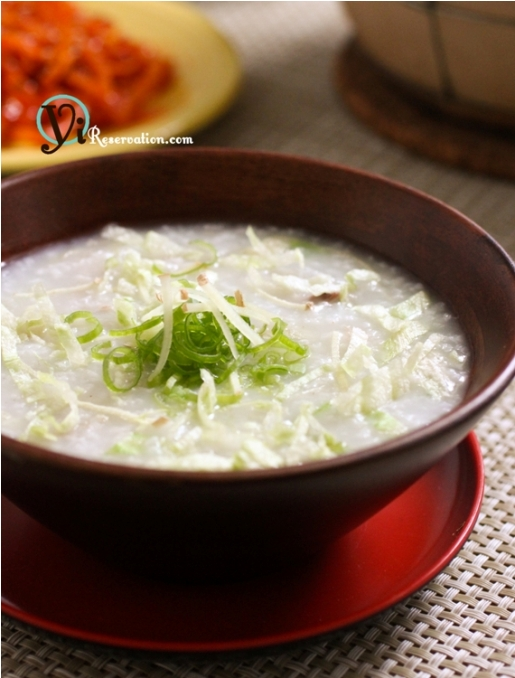 Post image for Congee with Minced Pork (瘦肉粥)