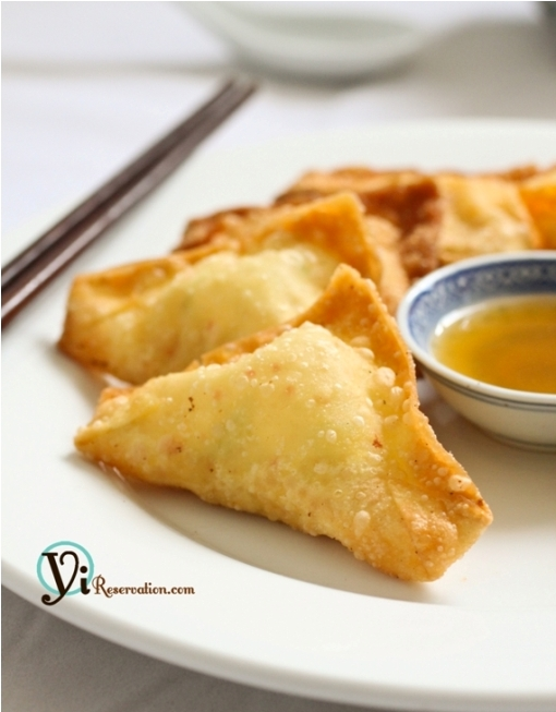 Post image for Crab Rangoon Recipe (Cheese Wonton) | 炸蟹角