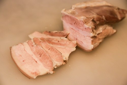 Thin Sliced Pork Belly Pork Belly to Thin Slices