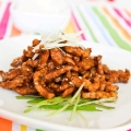 Pork in Peking Sauce