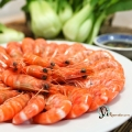 White Boiled Shrimp