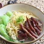 Char Siu Noodle Soup (叉燒湯麵)