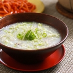 Congee with Minced Pork ()