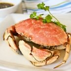 Steamed Crab (清蒸蟹)