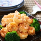 Chinese Buffet Style Coconut Shrimp ()