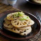 Spicy Lotus Root 香辣炒蓮藕