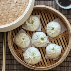 Chinese Steamed Meat Buns (Baozi) | 包子