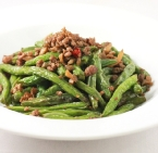 Dry-Fried String Beans ()