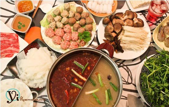 Chinese Hot Pot Recipe Vegetarian How to Make Chinese Hot Pot