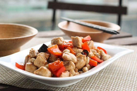 Post image for Authentic Kung Pao Chicken | 宮保雞丁