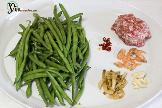 Dry-Fried String Beans