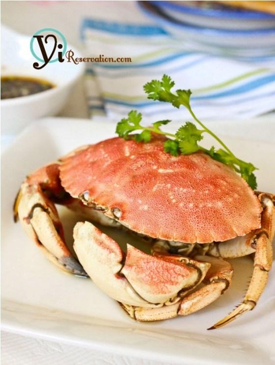 Post image for Steamed Crab (清蒸蟹)
