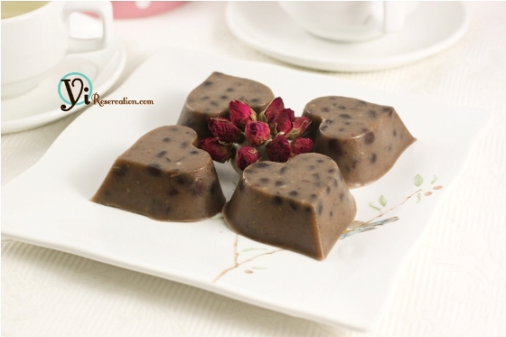 Post image for V-Day Special – Steamed Red Bean Cake 紅豆糕