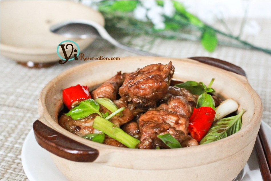 One of such a dish is Three Cup Chicken – an extremely popular ...