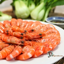 White Boiled Shrimp (白灼蝦)