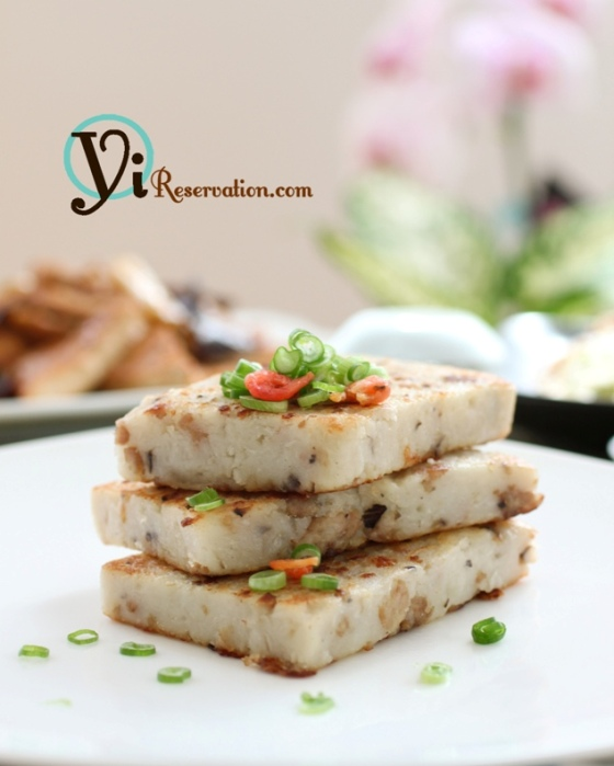 Post image for Dim Sum Classic – Turnip Cake (蘿蔔糕)