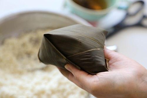 zongzi chinese sticky rice tamale yi reservation