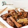 Thumbnail image for Braised Eggplant in Sweet Bean Sauce (醬燒茄子)