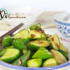 Thumbnail image for Cucumber Salad in Chinese Garlic Dressing (蒜泥黃瓜)