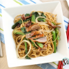 Thumbnail image for Spaghetti with Duck in Black Pepper Sauce | 黑椒烤鴨炒意粉