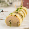 Thumbnail image for Steamed Chicken Omelette Roll 雞蛋卷