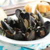 Thumbnail image for Steamed Mussels in White Wine Sauce {Cooking Planit Review}