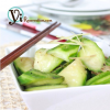 Thumbnail image for Stir-Fried Angled Loofah (清炒勝瓜)