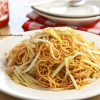 Thumbnail image for Stir-Fried Noodles with Soy Sauce (豉油王炒麵)